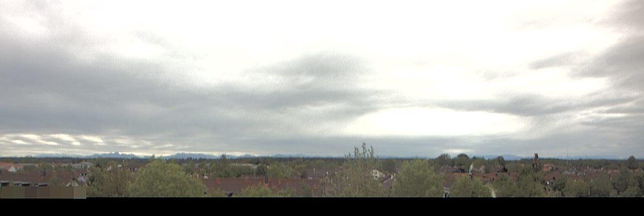 Höhenkirchen-Siegertsbrunn Skyline Panorama